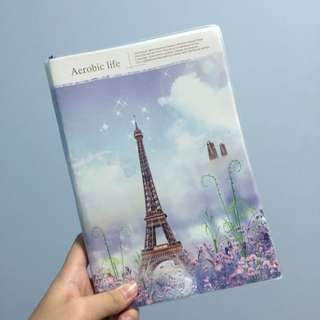BN Effiel Tower Notebook