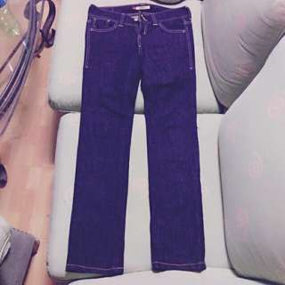 LEVI'S直統牛仔褲