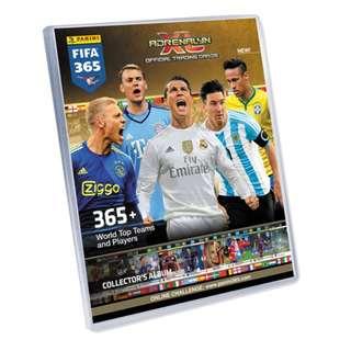 WTB - Panini FIFA 365