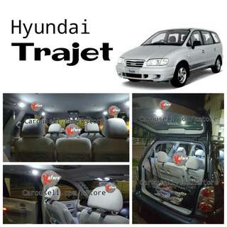 Hyundai Trajet LED replacement lights