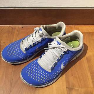 Nike Free Run 3.0 Blue US8.5