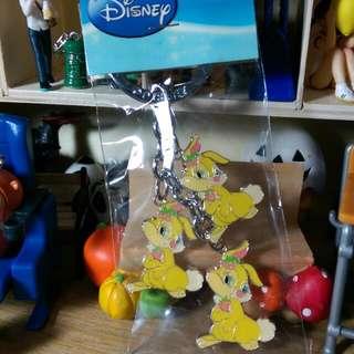 迪士尼 邦妮兔 鎖圈
