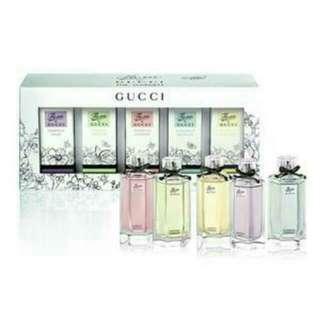 收購(任一款) 5ml GUCCI FLORA 花園香氛系列女性淡香水