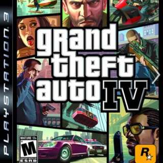 PS 3 GTA IV