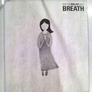 S.M. The Ballad Vol.2 Breath 中文版