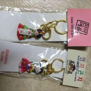 韓國鑰匙圈