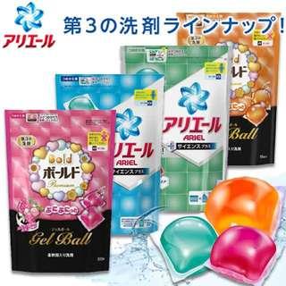 現貨✨日本原裝P&G 3D洗衣球💐二代新包裝