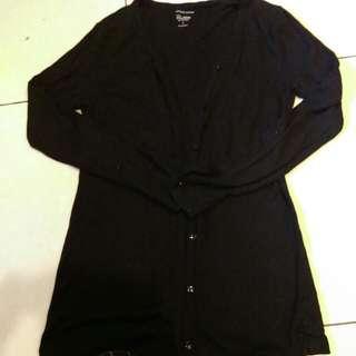 Lativ黑色罩衫🙏