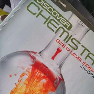 Discover Chemistry For O Level