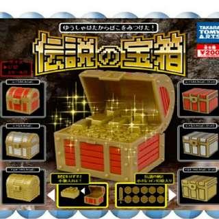 新貨❤傳說的藏寶箱