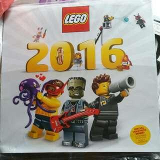 LEGO 2016 Official Calendar