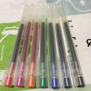 無印良品0.5原子筆