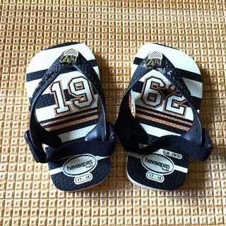 Havaianas Baby Slippers Brand New