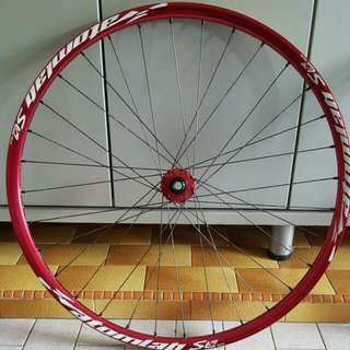 29er Wheelset AtomLab SuperLight