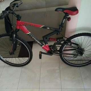 Hasa Comp SL full Suspension Bike