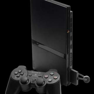 PS2 SLIM For Sale SUPER CHEAP...!!!