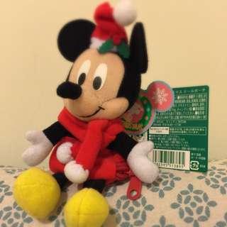🇯🇵耶誕限定Mickey收納吊飾