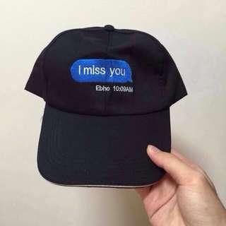 老帽 I Miss You