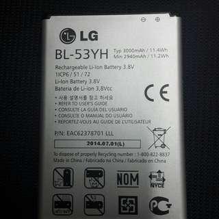 LG G3 電池(二手)