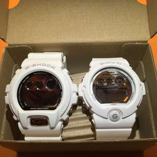 CASIO G-SHOCK&BABY-G