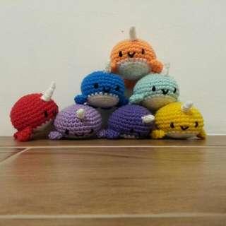 Crochet Narwhal