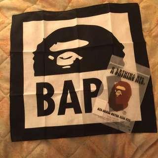 BAPE 頭巾