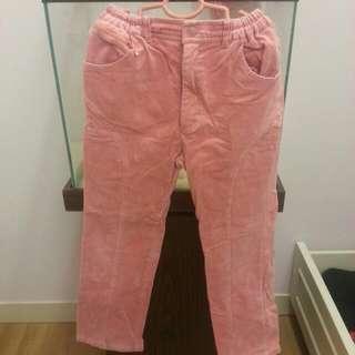 免運 各種工作褲 牛仔褲 長褲 褲子 粉紅色 綠色 卡其色 破洞
