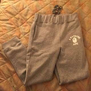 🚚 BAPE 冬季加厚棉褲