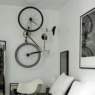 Wall Mounted Bicycle Rack