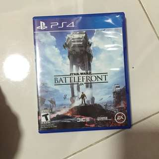 PS4 Star Wars Battlefront (reserved)