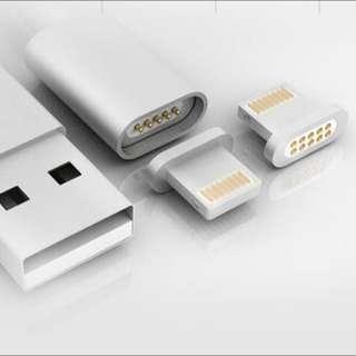 蘋果iPhone 5/6/6s 磁鐵傳輸線