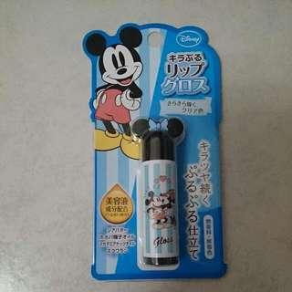 迪士尼米奇護唇膏(日本購入/晶亮無色