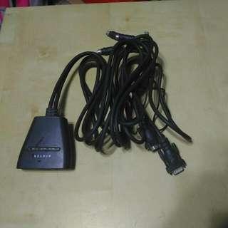 Belkin 2 Pod Kvm Switch