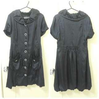 💛二手9成新💛黑色洋裝