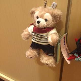 達菲熊吊飾