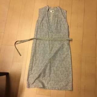 H2o合身中式改良類旗袍洋裝