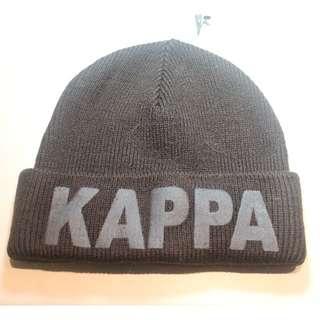KAPPA毛帽 有兩頂