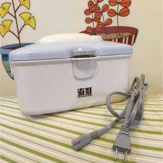 濕紙巾加熱器-奇哥$500含運送3包紙巾