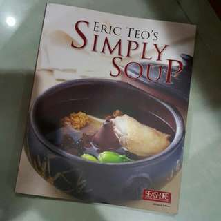 Eric Teo's SIMPLY SOUP book