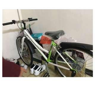 三個月 全新 腳踏車