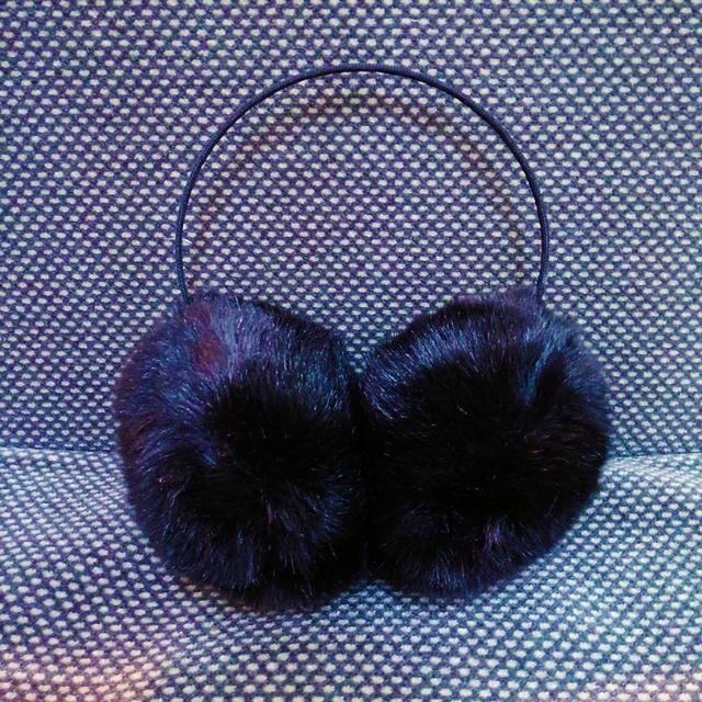 (出清)保暖耳罩-黑