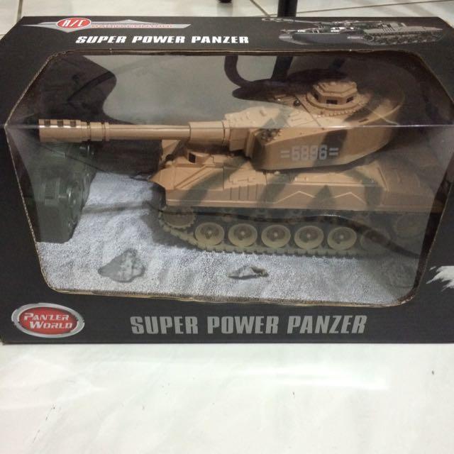 遙控坦克車