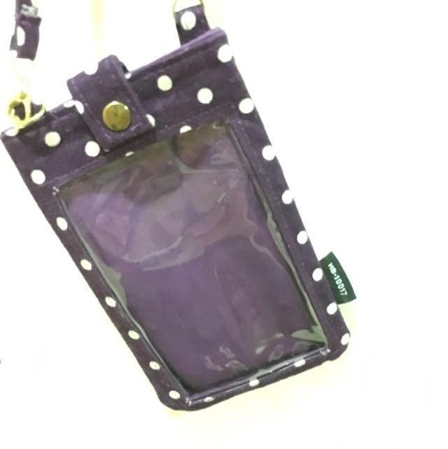 可觸控手機包(附背帶)