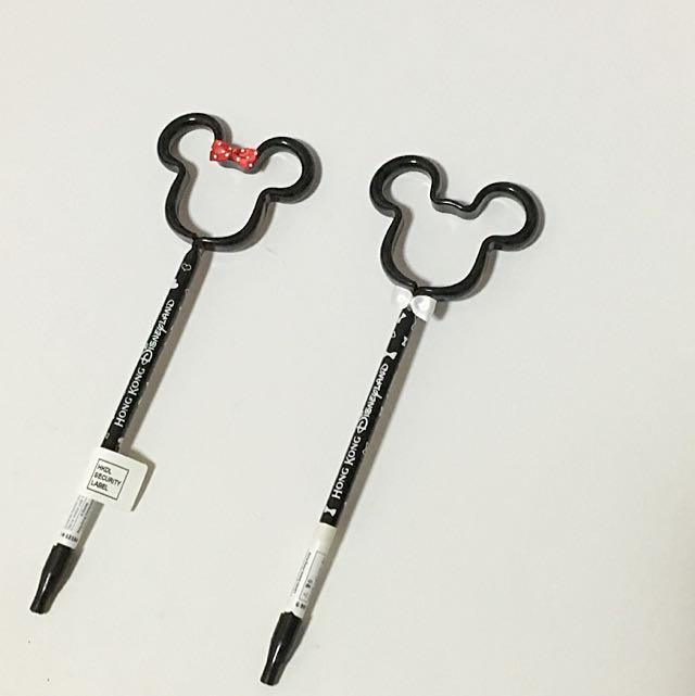 迪士尼、環球造型筆