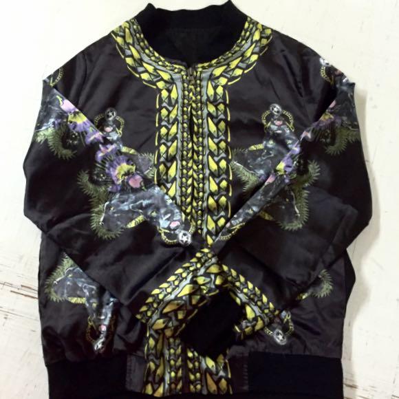 復古歐式花紋外套-免運費