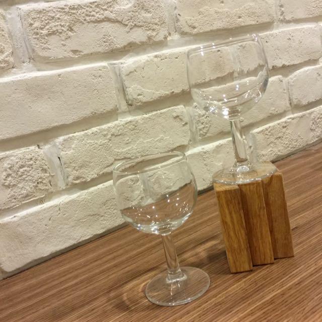 🎠一個人的時光🍷小紅酒杯 2入