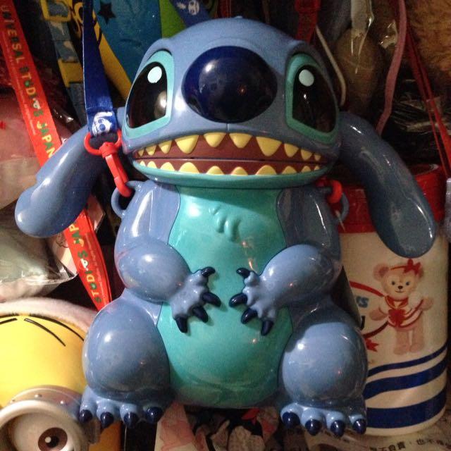 迪士尼 史迪奇爆米花桶 2015