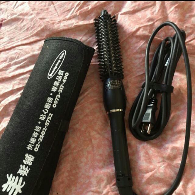 電棒梳 電捲梳 電捲棒 25mm