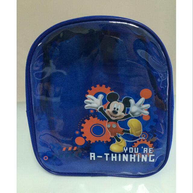 迪士尼 Disney 米奇 兒童 書包 背包