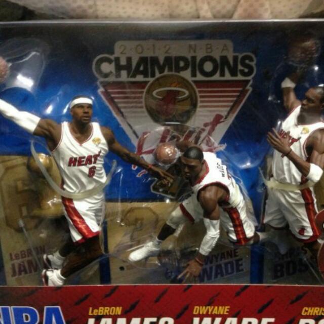 收購各式 NBA公仔 麥法蘭 / Enterbay 等...